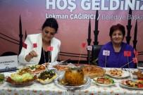 BAĞCıLAR BELEDIYESI - Ev Hanımlarının Yemek Yarışması Heyecanı