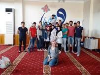 HAT SANATı - Eyyübiye'deki Cami Süslemeleri Harran Üniversitesinden