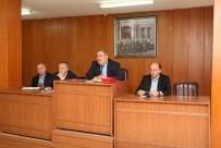 ALTINORDU - Fatsa'da AYKOME Toplantısı