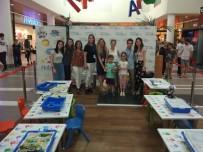BİLİM AKADEMİSİ - Forum Magnesia'nın Robotik Yarışması'na Miniklerden Yoğun İlgi
