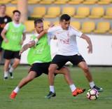 FLORYA - Galatasaray, Yeni Sezon Hazırlıklarını Sürdürdü