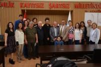 MEHMET AKIF ERSOY ÜNIVERSITESI - 'Geroatlas60+ Tazelenme Üniversitesi' Öğrencilerine Sanat Ve Tiyatro Desteği