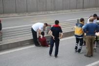 GÜRCISTAN - Gürcistan Uyruklu Genç Bonzainin Etkisiyle Cadde Ortasında Bayıldı