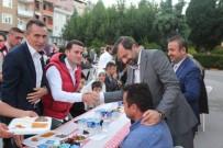 MEHMET MAKAS - Gürsu'da Şehit Ve Gazi Ailelerine İftar
