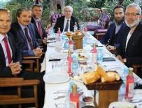 NİLHAN OSMANOĞLU - Hanedan üyelerinden 'Payitaht' dizisi ekibine iftar