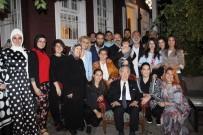 TEŞEKKÜR YEMEĞİ - Harun Osmanoğlu'ndan Payitaht Ekibine İftar