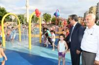 OBJEKTİF - Huzurevleri Su Oyun Parkı Hizmete Açıldı