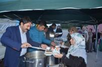 İftar Sofrası Bu Kez De Yazıdere'de Kuruldu