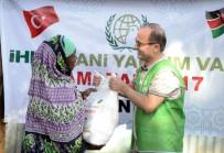 HAYIRSEVERLER - İHH'dan Kenya'ya Ramazan Yardımı
