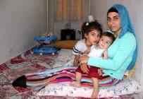 TEDAVİ SÜRECİ - İki Çocuk Annesi Felçli Kadın Yardım Bekliyor