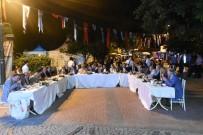 MURAT HAZINEDAR - İstanbul Boğazı Belediyeler Birliği Üyeleri Sahurda Buluştu