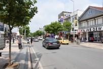 ÇEVRE YOLLARI - İstanbul Caddesinde Çalışmalar Bayrama Kadar Tamamlanacak