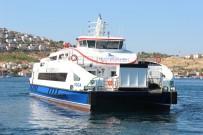 HAFTA SONU - İzmir-Foça Seferleri Başlıyor