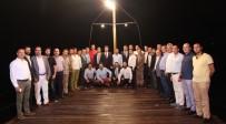 SOSYAL SORUMLULUK - İzpek İnşaat, Aliağa Spora FK'ya Sponsor Oldu