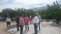 Kale'de Sokak Sağlıklaştırma Projesi Sürüyor