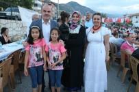 ON BIR AYıN SULTANı - Kervansaray Mahallesine İftar Sofrası