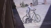 Kilitli Bisikleti 10 Saniyede Çaldı