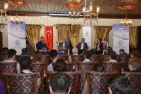 NECMETTİN ERBAKAN - Konya'da 'Birlikte Yaşamak Ve Mülteciler' Konulu Söyleşi Düzenlendi