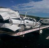 Korkunç Kazada Bir Aile Yok Oldu Açıklaması 3 Ölü, 3 Yaralı