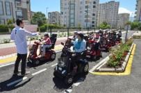 TRAFİK EĞİTİM PARKI - Kur'an Kursu Öğrencilerine Trafik Eğitimi