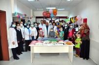 ÇOCUK SAĞLIĞI - Meram Tıp Fakültesi'nde Çocuklar Bayramı Erken Yaşadı
