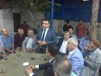 MHP Gaziantep, İftar Yemeğinde Nurdağı İlçesinde Buluştu