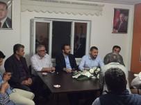YAZıHÜYÜK - Milletvekili Açıkgöz AK Parti Derinkuyu İlçe Teşkilatı İle İftar Yaptı