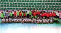 MSKÜ Spor Kulübünden Miniklere Yaz Eğitimi