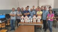 MESLEKİ EĞİTİM - Öğrenciler İtalya'da Robot Eğitimi Aldı