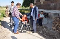 Ortopedik Engelli Hastaya Özel Yatak