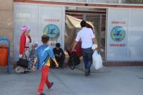 ŞEHİRLERARASI OTOBÜS - Otogarda Bayram Hareketliliği