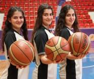 KIZ ÇOCUĞU - Adana'da Üçüz Kız Kardeşler Basketbol Hakemi Oldu
