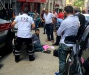 TAHKİKAT - Bursa'da Sokak Ortasında Dehşet Kamerada...
