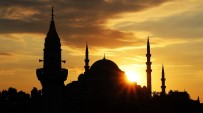 GALATA KÖPRÜSÜ - İstanbul'da Gün Batımında Mest Eden Görüntüler