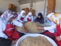 DÖVME - Kahramanmaraş'ta tarhana ihracatı başladı