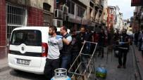 İSTANBUL EMNİYET MÜDÜRLÜĞÜ - Polis'ten Kumkapı'da Nefes Kesen Uyuşturucu Operasyonu Açıklaması 10 Gözaltı