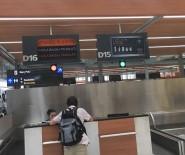 SABİHA GÖKÇEN - Sabiha Gökçen Havalimanı'nda Yeni Uygulama