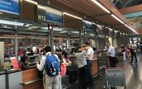 SABİHA GÖKÇEN - Sabiha Gökçen Havalimanında Yeni Uygulamalar