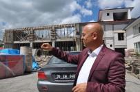 SANAYİ SİTESİ - Selim Belediyesi Hizmete Doymuyor