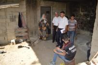 TERÖR MAĞDURU - Şırnak'ta 77 Bin 880 Kişiye 43 Milyon 83 Bin TL Yardım