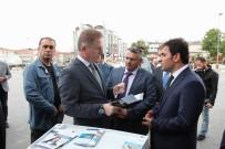 SİVAS VALİSİ - Sivas'ta 13 Bin 480 Kişi İstihdam Edildi