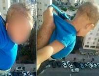 CEZAYIR - Beğeni için bebeğini 15.kattan sarkıtan babaya hapis cezası