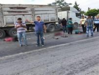 Tarsus-Mersin yolunda feci kaza: Ölü ve yaralılar var