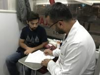 TÜRK KıZıLAYı - Tokat'ta İftardan Sahura Kan Bağışı