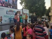 ÇİZGİ FİLM - Tokatköy'de 5 Bin Beykozlu İftar Yaptı