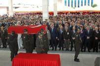 MILLI SAVUNMA BAKANı - Törene Cumhurbaşkanı Erdoğan Da Katıldı