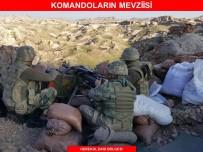 KOMANDO - TSK Açıklaması 'Kuzey Irak'ta Bir Adet Basmalı Düzenek Etkisiz Hale Getirildi'