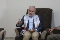 LÜBNAN - Türk Kızılayı, Gazzeli Yetimlerle İftar Yaptı