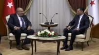 BAŞBAKAN YARDIMCISI - Türkeş, Başbakan Özgürgün'le Görüştü