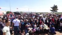 ÖNCÜPINAR - Ülkelerine Giden Suriyelilerin Sayısı 50 Bini Aştı